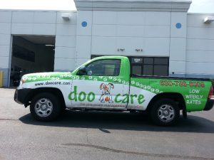 Truck Wraps doo care drivers 300x225